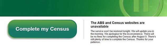 ABS 2016 Australian Census Attack Problem